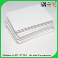 Buy cheap 100% wood pulp office White A4 Copy Paper 80 gsm (210mm x 297mm) product