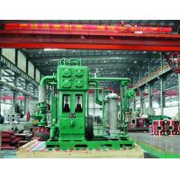 Buy cheap Argon gas compressor 3Z3.5-9.2/50 ZW-9.8/80 Vertical two row,five stage air separation plant product