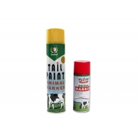 Buy cheap High Visibility Temporary Animal Marking Paint Liquid Coating Eco Friendly product
