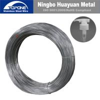 Buy cheap 0.8mm Stainless Steel Spring Wire For Aerosol Spring / Sprayer / Lotion Pump from wholesalers