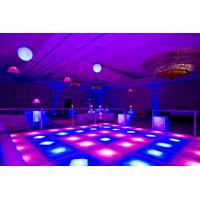 Buy cheap 33*33cm led dance floor from wholesalers