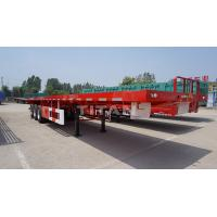 TITAN VEHICLE extendable container gooseneck flatbed semi trailers