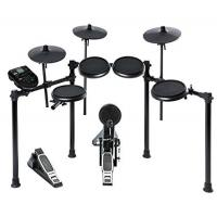 "Buy cheap Alesis Nitro Kit | Electronic Drum Set with 8"" Snare, 8"" Toms, and 10"" Cymbals product"