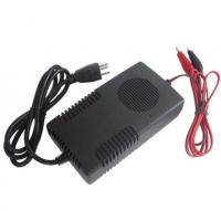 China 6A SLA Lead Acid Battery Charger With 3 Stage Charging , 100-240Vac on sale