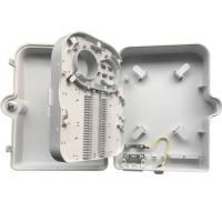 China FTTH 16 /24 Cores Drop Cable Distribution Box/Fiber Optic Terminal junction Box odf box new modle on sale