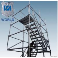 China High Quality factory price Q235 Steel Professional Cuplock Scaffolding system on sale