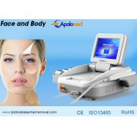Buy cheap Portable 10 lines anti aging hifu face lift aesthetic equipment from wholesalers