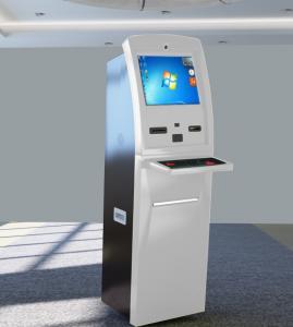 Internet Banking Kiosk , Financial Cash Payment Kiosk Explosion Proof Design