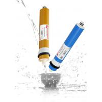 Buy cheap NSF RO Water Purifier Membrane For Removing Chlorine / Fluoride / Bacteria product