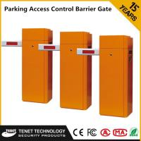 Buy cheap RFID System Automatic Boom Barrier/ Electric Barrier Gate With 10-60M Remote Control product