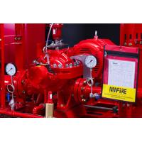 Buy cheap Superior Grade Horizontal Electric Start Fire Fighting Pump UL And FM Certification product
