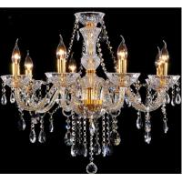 Buy cheap Modern & Fashional Crystal Pendant Lamp,Chandelier Candle Light,High-Class Decorative LED Lighting product