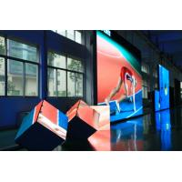 Buy cheap Full Color LED Advertising Display , Indoor Led Billboard Signs SMD 3 IN 1 RGB from wholesalers