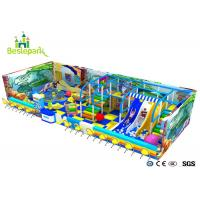 Buy cheap Ball Pool Baby Indoor Playground Colorful Theme With Customized Size product
