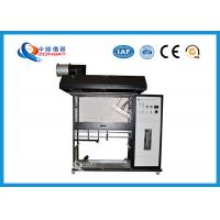 Buy cheap AC 220V 50HZ Flammability Testing Labs For Paving Material Radiation Heat Flux product