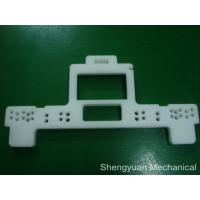 Buy cheap White POM / Delin Jig And Fixture Clamps Precision Plastic assembly  Parts product