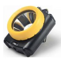 China Waterproof Mining Cap Lights , High Stability Led Hard Hat Light Stable Performance on sale