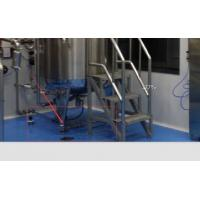 Buy cheap Starch Movable Capsule Filling Equipment Gelatin Melting Tank / Stationed from wholesalers