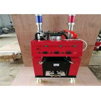 Buy cheap Fireproofing Polyurethane Filling Machine Safe Operation With Compact Design product