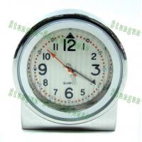 Quality Stainless Steel Spy Clock Camera with Web Camera for sale
