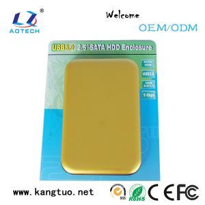 Buy cheap colorful external 2.5 sata 12mm hdd enclosure product