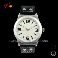 Buy cheap Casual PU Leather Band Quartz Wrist Watch for Men from wholesalers