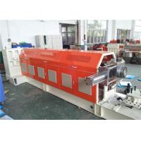 Buy cheap Single screw extruder machine barrel for plastic recycle extrusion line for sale product