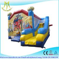China Hansel Top Quality Jungle Inflatable Bouncer for Backyard Party on sale