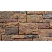 Buy cheap American Style Artificial Culture Stone Textured Stone Surface Fireproof Simulated Slate product