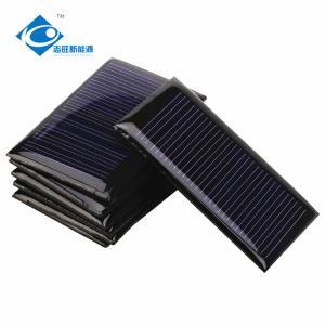 5V 0.15W ROHS Certificate Epoxy Resin Solar Panel ZW-5330 Lightweight Silicon Solar PV Module