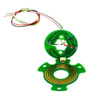 Buy cheap PCB Design Precise Slip Ring with Pancake Type Swivel Saving Space in Rotating Door from wholesalers