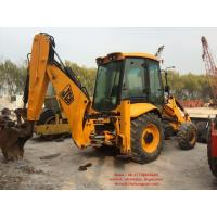 Buy cheap 4.4 L Displacement Used Jcb 3cx Backhoe Loader 2740 Mm Max Loading Height product