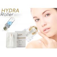 Buy cheap Derma Hydra Roller  Microneedle 0.5m Acne Wrinkles Saggy Skin Collagen Renewal from wholesalers