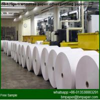 Buy cheap Offset Printing Paper In Roll product