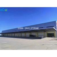 China Multi Function Cold Room Warehouse  Refrigeration For Food Processing And Storage on sale