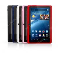 China Dual Core 7 Inch Capacitive Android Tablet PC Android 4.2 on sale