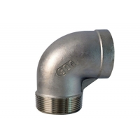 Buy cheap ISO 9001 Cast Iron 90 Bend Pipe Fitting , 150LB Carbon Steel Socket Weld Fittings product
