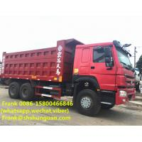 Buy cheap Energy Saving Used Dump Trucks , 30 Ton Used Tipper Trucks Easy Maintain product