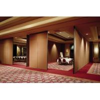 Buy cheap 6m Height Fabric Soundproof Wall Acoustic Room Dividers For Meeting Room product