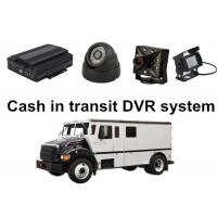 Buy cheap Cash in transit 4 Camera Car DVR System For Bank or Government Project product