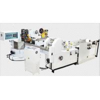 Quality Hankerchief Standard Size Mini Pocket Tissue Making Equipment / Bundle Packing for sale