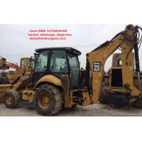 Buy cheap 420E Used Backhoe Loader , Cat 420e Backhoe Loader 17000 Kg Operating Load product
