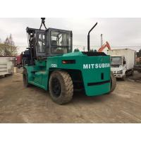 Buy cheap Economic Diesel Powered Forklift Well Maintenance Good Running Condition product