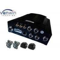 Buy cheap 4 - CH H.264 CCTV Mobile DVR Bus People Counter , CMS 3G Mobile DVR WITH GPS Track product