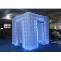 Buy cheap Flexible Inflatable Photo Booth -20 To 60 Degrees Working Temp With Curtain product