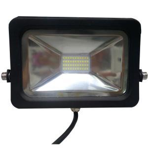 Buy cheap White black shell cob led flood light 50w led floodlight 5000lm 30000H Lifetime from wholesalers