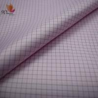 Buy cheap 100 Polyester Ripstop Anti - Static Sleeve Lining Fabric Eco - Friendly from wholesalers