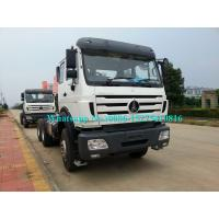 China Commercial 420hp 6x4 Tractor Trailer Truck With FAST Brand Gearbox NG80B 2642S on sale