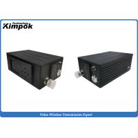 Quality H.264 2W Mini COFDM Transmitter , RF SD Digital Video Transmitter And Receiver for sale