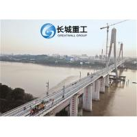 Buy cheap CE Flexible Delta Frame Bridge Hot Dip Galvanized Stable Firm Resistant from wholesalers